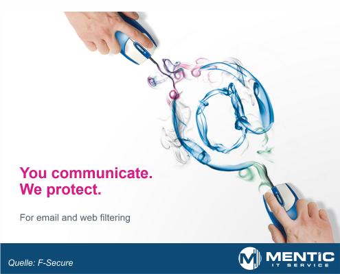 F-Secure (E-Mail und Web Filterung)