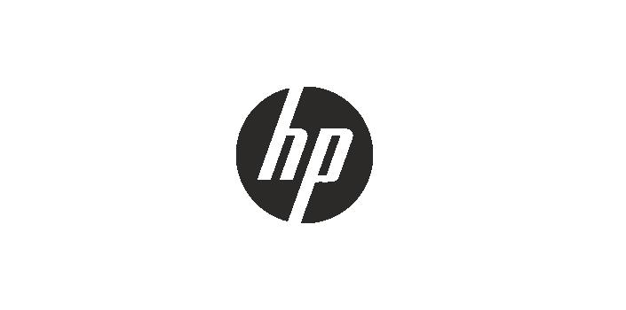 Hewlett-Packard (HP) Logo