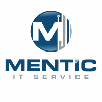 Logo 'Mentic IT-Service'